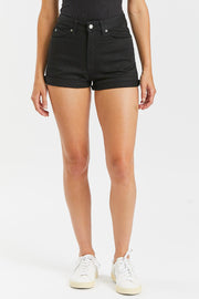 Jenn Shorts Black - Dr Denim Jeans - Australia & NZ