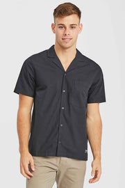 Kai City Shirt Black | Dr Denim Jeans Australia