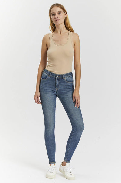 Lexy Jeans - Eastcoast Blue - Dr Denim Jeans - Australia & NZ