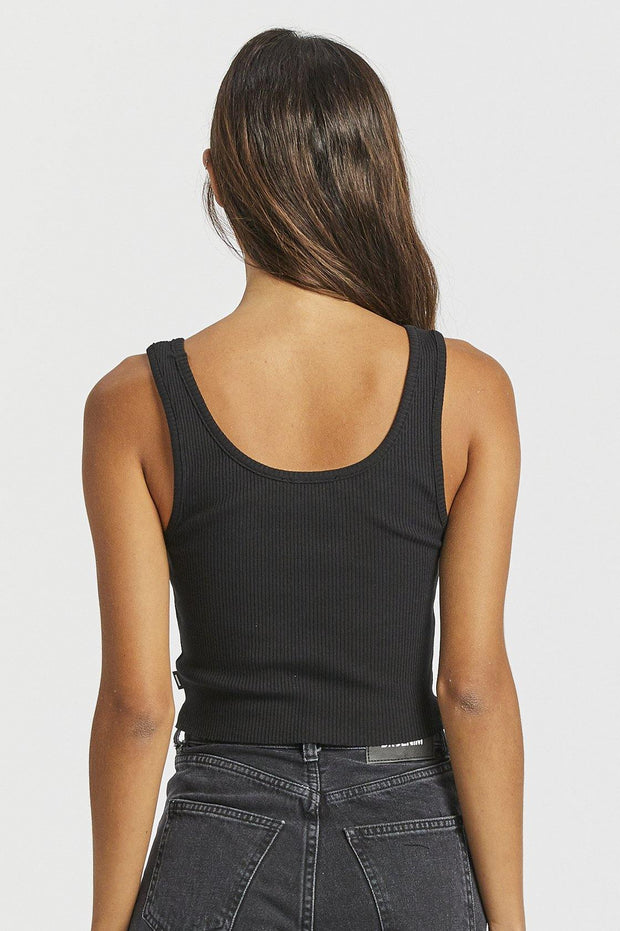 Maxida Top - Black
