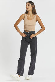 Maxida Top Warm Clay - Dr Denim Jeans - Australia & NZ