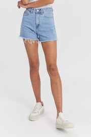 Nora Shorts Light Retro | Dr Denim Jeans Australia