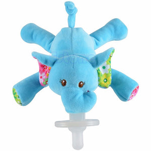 Adorable Plush Animal Orthodontic Pacifier
