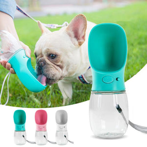 Dog/Cat Outdoor Drinking Bottle
