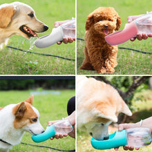 Load image into Gallery viewer, Dog/Cat Outdoor Drinking Bottle