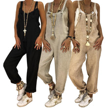 Load image into Gallery viewer, Women's Sports Jumpsuits