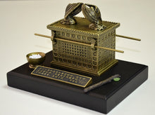 Load image into Gallery viewer, Ark of the Covenant Resin Sculpture Decoration OR Jesus Washes Feet Home Decoration