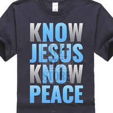 "Load image into Gallery viewer, Christian ""Jesus Peace"""