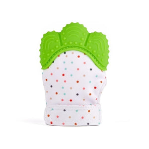Pacifying Newborn Baby Teething Gloves