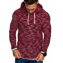 Load image into Gallery viewer, Men's Pullover Knitwear Hoodie