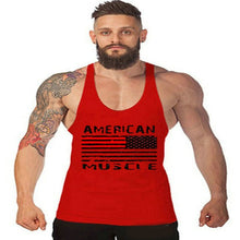 Load image into Gallery viewer, Men's Fitness Muscle Tank