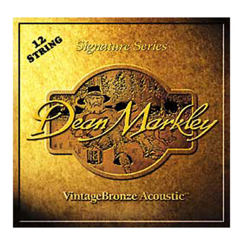 Vintage Bronze™ Signature Series 12 String Acoustic Strings