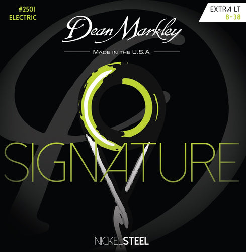Signature Series Electric Guitar Strings
