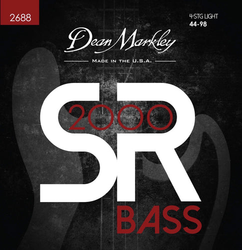 SR2000™ Bass Strings