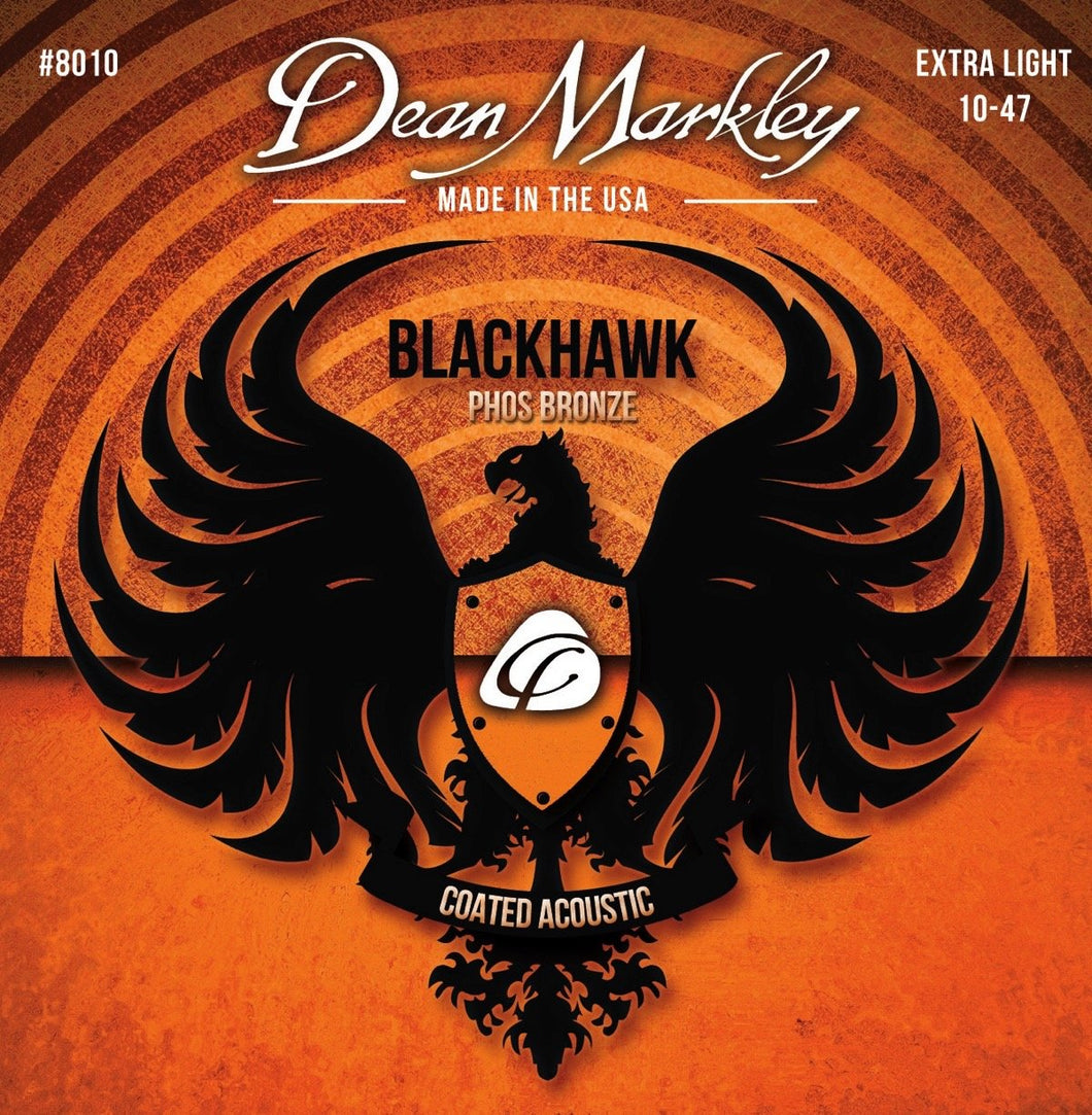 Blackhawk™ Coated Acoustic Strings
