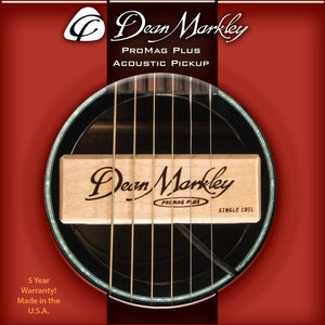 ProMag Acoustic Soundhole Pickups