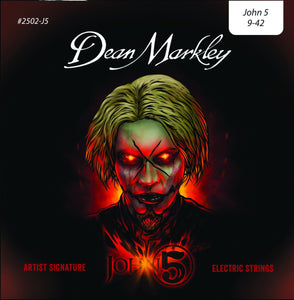 John 5 Electric Guitar Strings