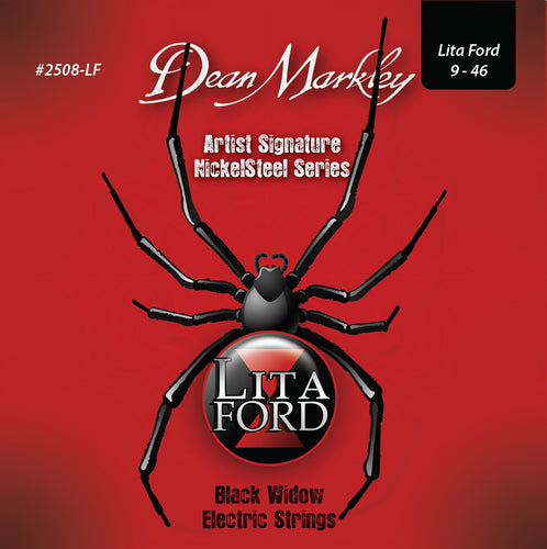Lita Ford Electric Guitar Strings