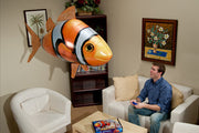 Air Flying Shark & Clownfish Remote Control