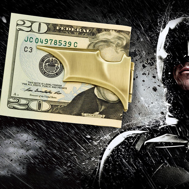 The Batarang Folding Money Clip🔥 Buy 2 Free Shipping