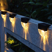 Outdoor Solar Step Light