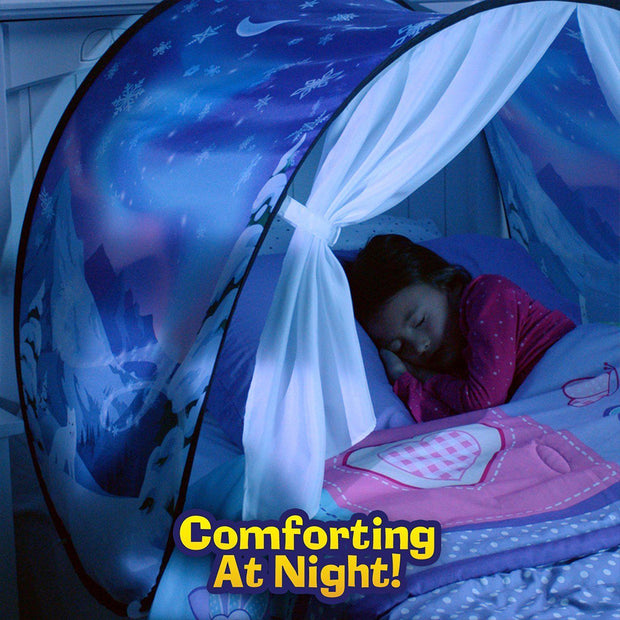 Kids Dream Tents Night Sleeping Foldable Tent