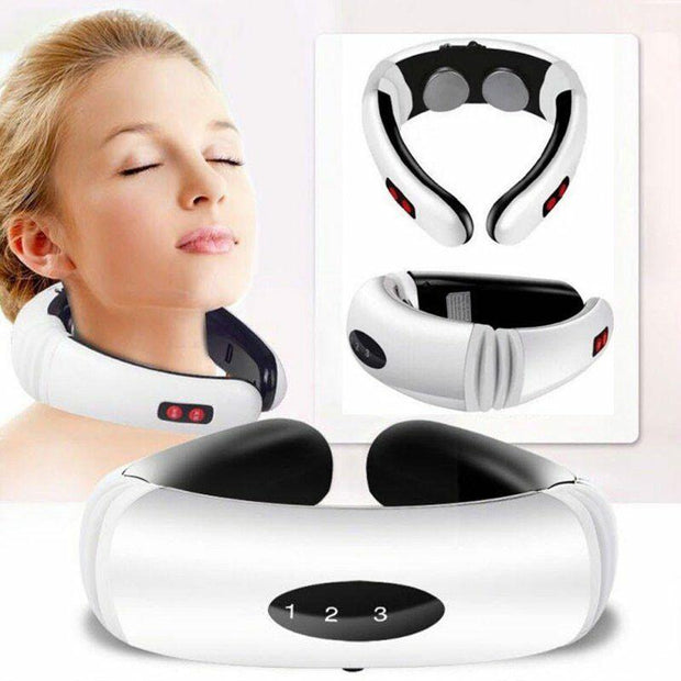 Pulse Neck And Back Massager
