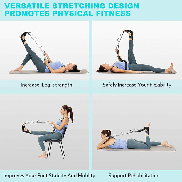 Safe Stretching Belt Pro