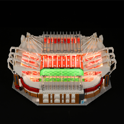 LED-Light Kit Compatible Lego Old Trafford(Lego not included)