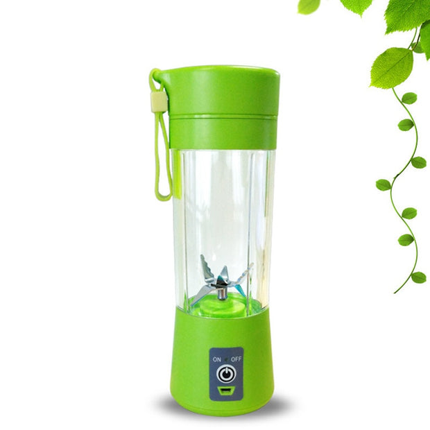 Portable Blender USB Juicer Cup