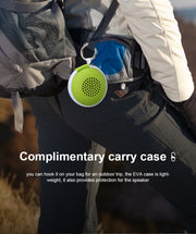 Super-mini Waterproof Bluetooth Speaker Portable