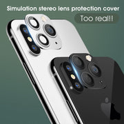 Lens  Sticker Protective Cover