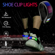 Wantedall™ Led Shoe Clip Light