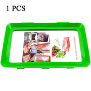CREATIVE FOOD PRESERVATION TRAY FOOD REUSABLE TRAYS