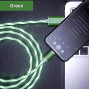 LED Magnetic Charger Cable