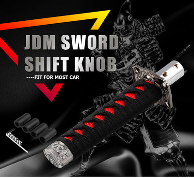 Katana Metal Shift Knob