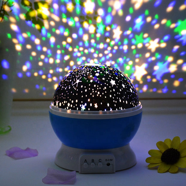 LED Star Master Sky Starry Lamp