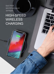 Wireless Charger Fast USB Phone Charger Pad