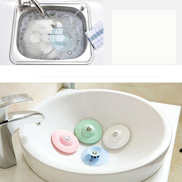Silicone Filter Basin Sewer Anti-clogging