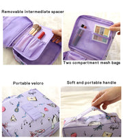 Multifunction Storage Make Up Bag