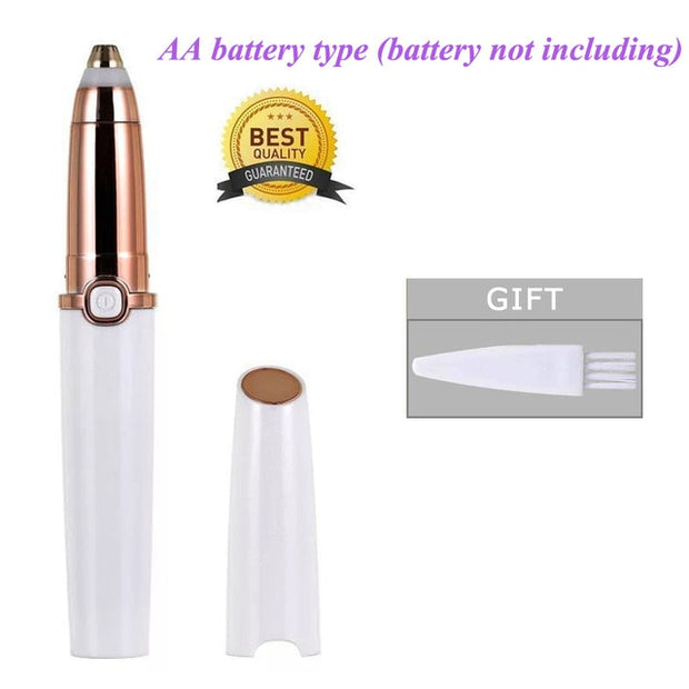 Electric Eyebrow Hair Remover