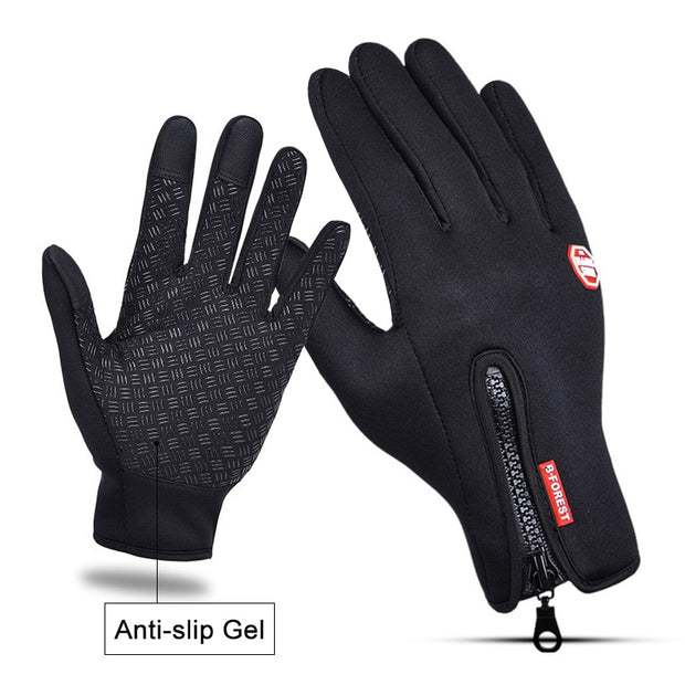 Touchscreen Cycling Gloves