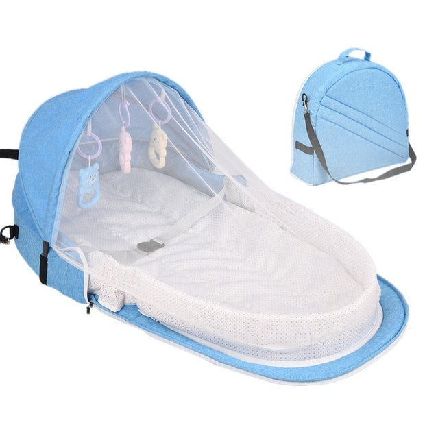 Multi-function Portable Baby Bed