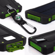 External Battery  Solar Power Bank