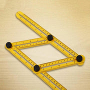 Multi-Angle Flexible Ruler
