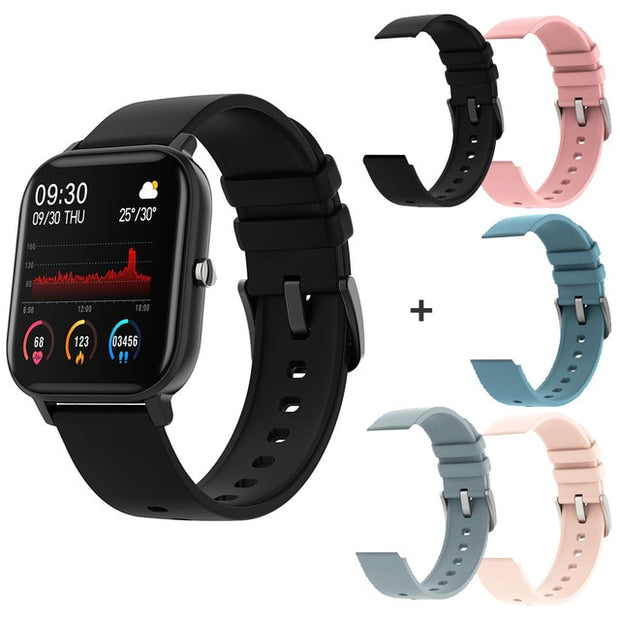 P8 Full Touch Smart Watch