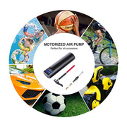 Rechargeable Portable Air Pump