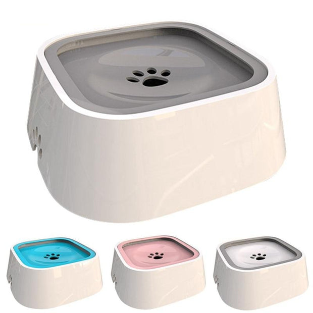 Anti Spill Pet Bowl
