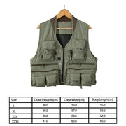 Quick Dry & Breathable Fishing Vest