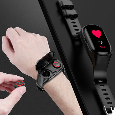 TWS Earbuds Smart Watch